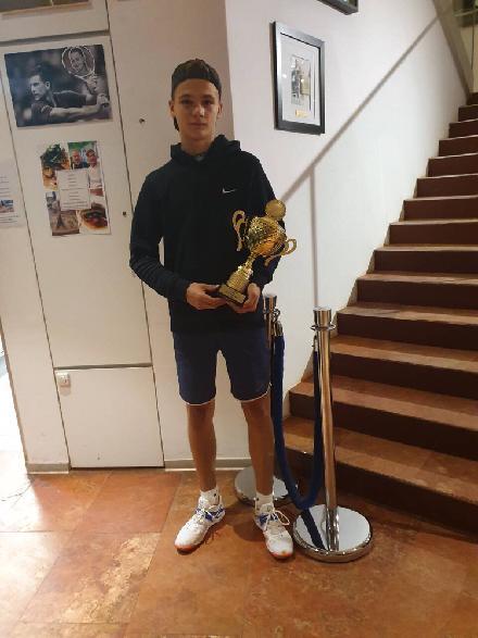 Florian Králík zvítězil ve Vídni