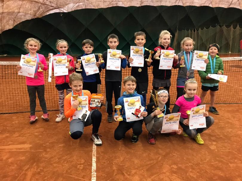 Masters Babytenis Znojmo 16.3.2019