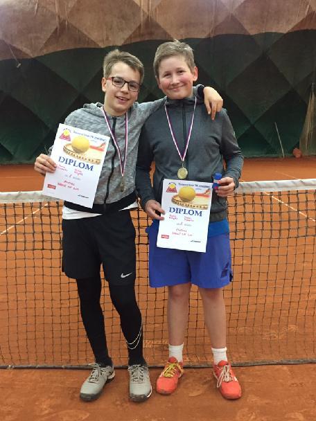Turnaj st.žactva ve Znojmě 23.-24.2.2019