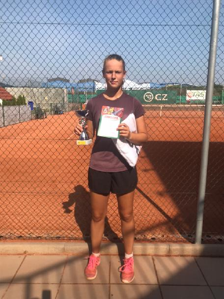 S.Wirglerová vybojovala titul na B na Slovácku