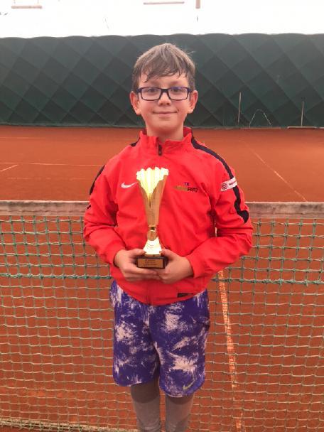 T.Wirgler - vítěz turnaje na Raketě v Brně