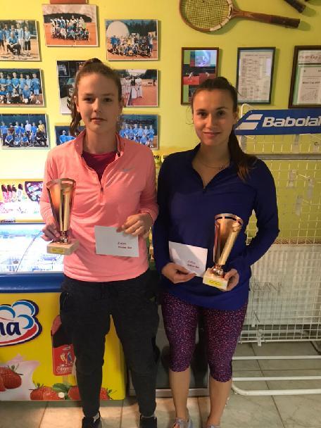 S.Wirglerová bronzová na turnaji žen ve Znojmě