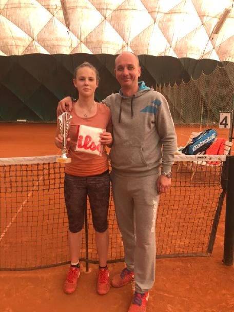 Turnaj dorostenek tř.B ve Znojmě 30.3.-1.4.2019